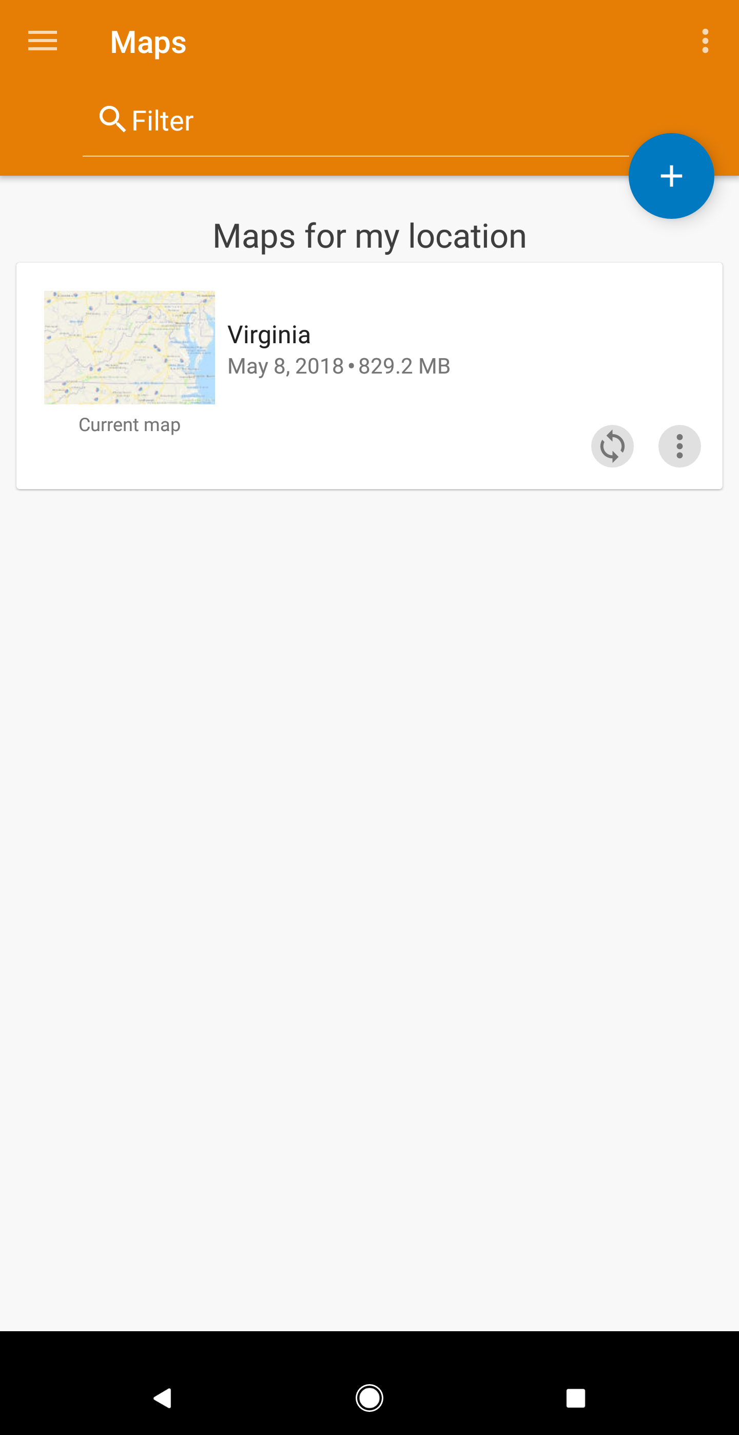 Maps for My Location