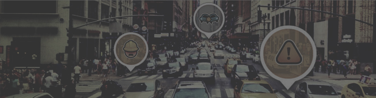 Real-Time Traffic Data with Waze Live Alerts Layer | GeoMarvel