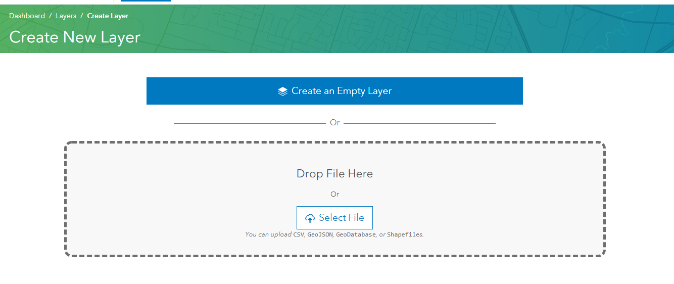 Create ArcGIS Online Feature Layers   GeoMarvel