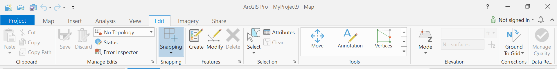 Migrating from ArcMap to ArcGIS Pro | GeoMarvel