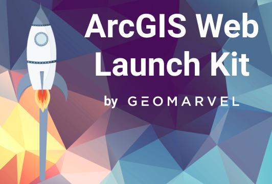 ArcGIS Web Launch Kit