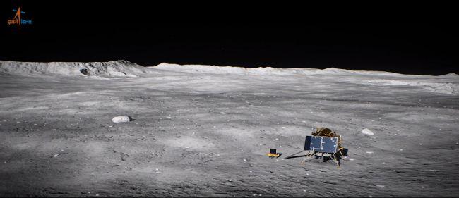India's lunar mission